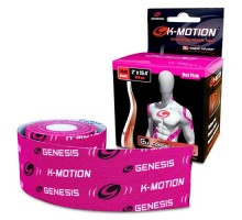Genesis K-Motion Tape Roll Pink