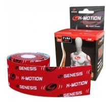Genesis K-Motion Tape Roll Red