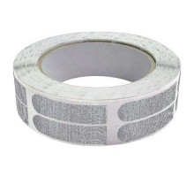 """Real Bowlers Tape 1/2"""" Silver Roll/500"""