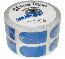 """Real Bowlers Tape 1"""" Blue Roll/500"""