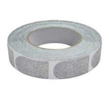 """Real Bowlers Tape 1"""" Silver Roll/500"""
