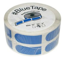 """Real Bowlers Tape 3/4"""" Blue Roll/500"""
