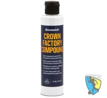 Brunswick Crown Factory Compound 6oz
