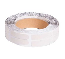 """KR Strikeforce 1/2"""" Sure Fit Tape White Roll 500"""