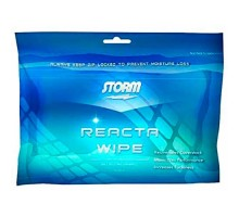 Storm Reacta Wipe Pouches 1 box of 12 (20) sheet packs