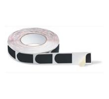 Storm Tape 1-inch Black 500 Piece Roll