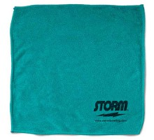 Storm Microfiber Towel Teal 12 x 12