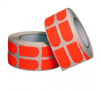 "Turbo Grip Strips 1"" Orange Tape Roll [500 Piece]"