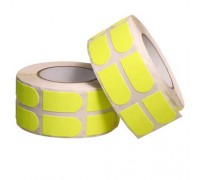 "Turbo Grip Strips 1"" Yellow Tape Roll [500 Piece]"