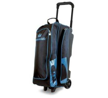 Brunswick 3 Ball Roller Blitz Black/Blue
