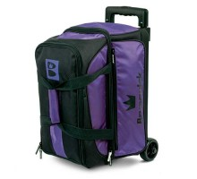 Brunswick 2 Ball Roller Blitz Purple
