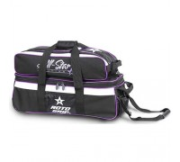 Roto Grip 3 Ball All-Star Edition Carryall Tote Purple