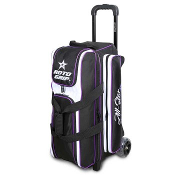 Roto Grip 3 Ball All-Star Edition Roller Edition Purple
