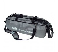 Vise 3 Ball Tote Roller Grey