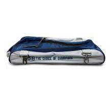 Vise Shoe Bag Add-On Navy Silver For Vise 3 Ball Roller