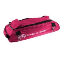 Vise Shoe Bag Add-On Pink For Vise 3 Ball Roller