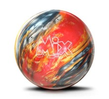 Storm Mix Red Gold Silver