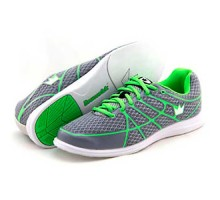 Brunswick Womens Aura Grey Lime