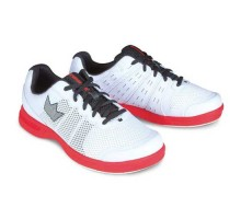 Brunswick Mens Fuze White Red