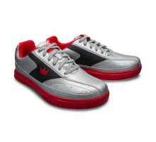 Brunswick Mens Renegade Flash Silver Red