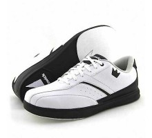 Brunswick Mens Vapor White Black