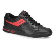 Dexter Mens Drew Black Red