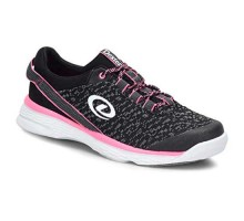 Dexter Womens Jenna II Black Grey Pink